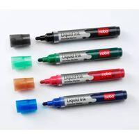 nobo Rotuladores de tinta líquida 12 unidades