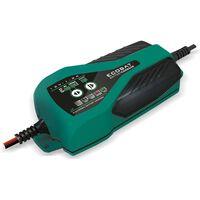 ECOBAT Mantenedor de carga para baterías 12 V 1,2 A