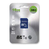 Tarjeta SD 16GB CL10 MOBIZEN SDHC