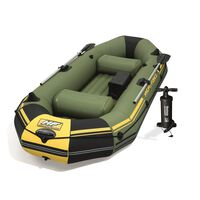 Bestway Bote inflable Hydro-Force Marine Pro con bomba manual 65096