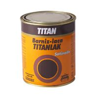 Esmalte Laca Sat Blanco - TITANLAK - 1400 - 750 ML