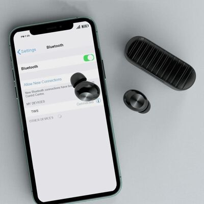 Auriculares Bluetooth M31 Tws Negro