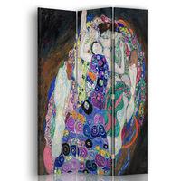 Biombo La Virgen - Gustav Klimt - Separador de Ambientes