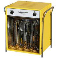 Calentador eléctrico por aire Master B22EPB, 2400 m³/h
