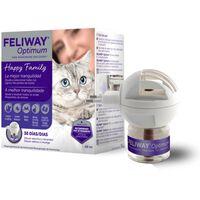 Feliway Optimum Antiestrés Para Gatos Difusor + Recambio 48ml | 162 Gr