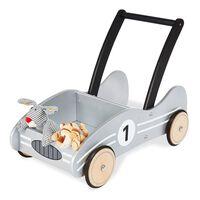 Pinolino Andador para bebé Kimi plateado