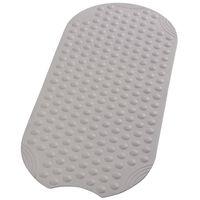 RIDDER Alfombrilla para bañera antideslizante Tecno gris