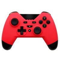 Controlador de mano para Nintendo Switch - inalámbrico - rojo