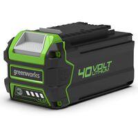 Greenworks Batería 40 V 6 Ah