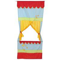 roba Teatro de marionetas para puerta amarillo