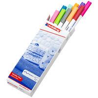 edding Rotuladores textiles 10 unidades multicolor 4600