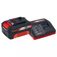 Kit Einhell de arranque de batería Power X-Change 18 V 4 Ah 4512042