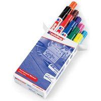 edding Rotuladores permanentes 10 unidades multicolor 3300