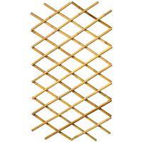 Nature Enrejado de jardín 70x180 cm bambú 6040721