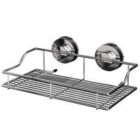 RIDDER Estante de ducha cromado 35x9,5x18,7 cm