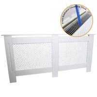 Cubreradiador Blanco Para Ocultar Radiadores De 1720mm De Ancho