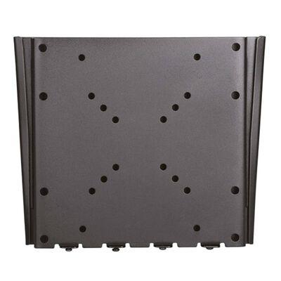 """NewStar Soporte de pared pantalla 10""""-40"""" Ultrafino fijo 1,7-4cm negro"""