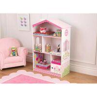 KidKraft Estantería librería Dollhouse Cottage 66,68x29,85x96,52 cm