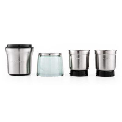 ProfiCook molinillo de café/triturador 200 W plateado PC-KSW 1021