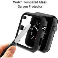 Protector de pantalla de vidrio templado - Apple Watch 1/2/3 - 38 mm