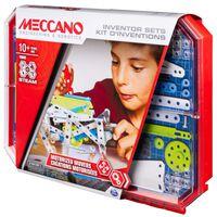Meccano Set de construcción e invención 5 Motorized Movers