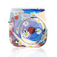 Bolsa de cámara para Instax Mini 11 - floral