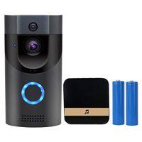 Videoportero - cámara de puerta Wifi 720p
