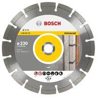 Disco Diamante Universal - BOSCH - 2608602191 - 115X1,6 MM
