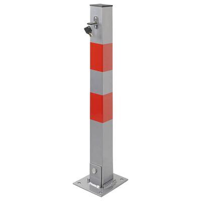 ProPlus Poste de aparcamiento con cerradura