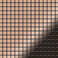 ALLOY Mosaic-CM Mosaico de metal sólido Cobre cobre