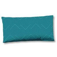 HIP Funda de almohada GIADA 40x80 cm Azul