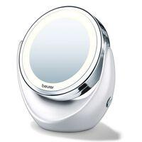 Beurer Espejo cosmético iluminado BS49 plateado 584.00