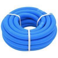 vidaXL Manguera de piscina azul 32 mm 12,1 m