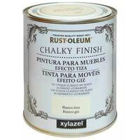 Pintura Muebles Tiza Verde Sal 750 Ml - XYLAZEL - 4081003