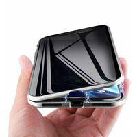 Funda magnética para iPhone 7/8 Plus - plateado
