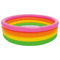 Intex Piscina inflable Sunset 4 anillos 168x46 cm
