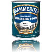 Esmalte Antioxido Forja Negro - HAMMERITE - 5083196 - 750 ML