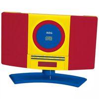 AEG Minicadena CD/MP3 MC 4464 Kids Line