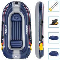 Bestway Hydro-Force Set de barca inflable Treck x2 255x127 cm