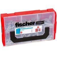 Fischer SX Juego de tacos de pared FIXtainer 210 piezas