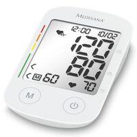 Medisana Tensiómetro de brazo con función de voz BU 535 Voice blanco