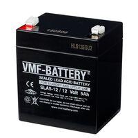 Batería aparatos estáticos cíclicos 12 V 5 Ah SLA5-12 VMF AGM