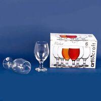 Copa Cerveza Pack 6 Misket - ART&CRAFT - 22283 - 40 CL