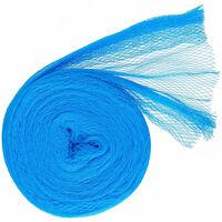 Nature Red protectora de pájaros Nano azul 10x4 m