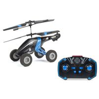 Silverlit Helicóptero RC Air Wheelz azul