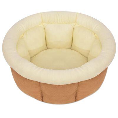 vidaXL Colchón para perro tamaño XL beige