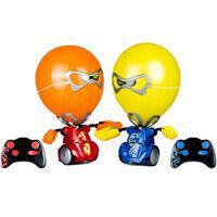 Silverlit Robot de juguete pinchaglobos Robo 2 unidades multicolor