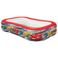 Intex Cars Piscina multicolor 262x175x56 cm
