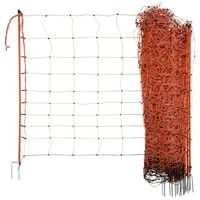 Neutral Red electrificable para ovejas OviNet naranja 90 cm