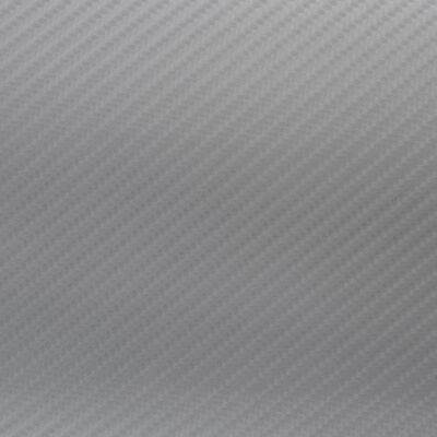vidaXL Lámina para coches plateado mate 4D 200x152 cm